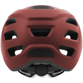 Giro Fixture Helmet matte dark red